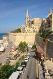 Valetta, Malta. stock photos