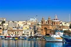 Malta, Marsaxlokk Royalty Free Stock Image