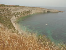 Marsaxlokk - Malta fotografia stock libera da diritti