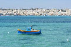 Marsaxlokk Malta Royalty Free Stock Photos