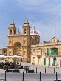 Marsaxlokk, Malta Stock Photo