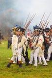Marschera soldater Royaltyfri Bild