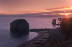 Marsden Bay Royalty Free Stock Photo