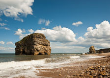 Marsden Rock Royalty Free Stock Image
