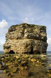 Marsden Rock Royalty Free Stock Photo