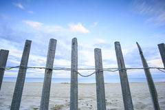 Marseillan plage in Cap dagde Beach.  stock images