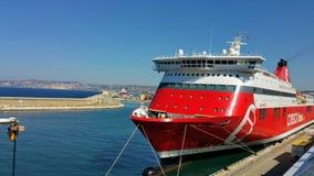 Marseille stock afbeelding