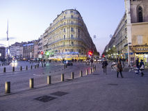 Marseille lizenzfreies stockbild