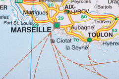 Marseille Royalty Free Stock Image