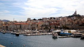 Marseille Stockbild