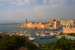 Marseille royalty free stock photography