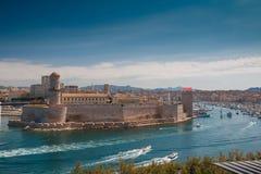 Marseille royalty-vrije stock foto