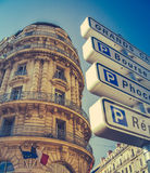 Marseille Architecture Royalty Free Stock Image
