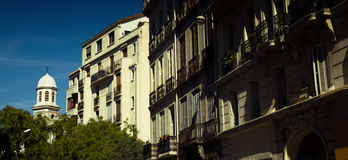 Marseille architecture Royalty Free Stock Images