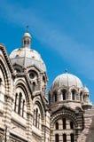 Marseille Cathedral de la Major Stock Photo