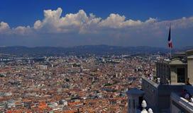 Marseille city Royalty Free Stock Photo