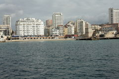 Marseille city in France Royalty Free Stock Photography