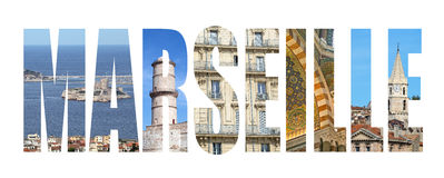 Marseille Stock Photography