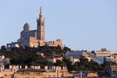 Marseille - Cote d'Azur - söder av Frankrike Arkivbilder