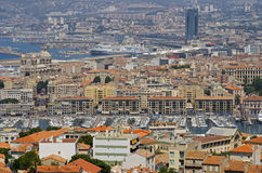 Marseille en France Images stock