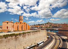 Marseille, France. Royalty Free Stock Image