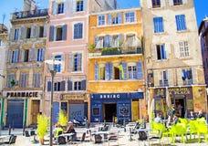 Marseille Francja Zdjęcie Stock