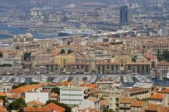 Marseille in Frankreich Stockbilder