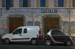 Marseille Frankrike arkivbilder
