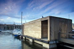 Marseille Frankrike Arkivfoto