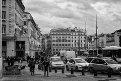 Marseille-Hafen Lizenzfreies Stockbild