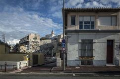 Marseille-Hafen Stockbilder