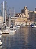 Marseille: Kirche Saint Laurent Stockbilder