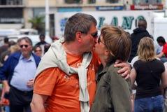 Marseille - la France Photo libre de droits