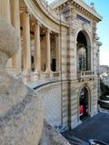 Marseille monument royaltyfri bild