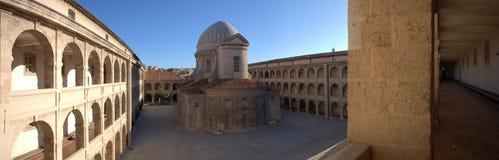 Marseille, oude liefdadigheid stock foto