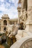 Marseille Palais Longchamp Stock Photo
