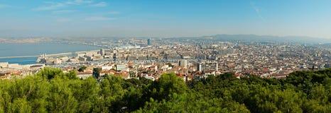 Marseille panorama Stock Photo