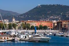 Marseille port, France Stock Image