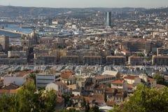 Marseille - söder av Frankrike Royaltyfri Fotografi