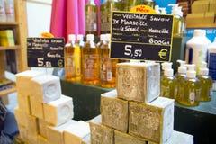 Marseille Soap Stock Photo