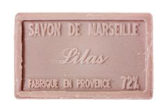 Marseille soap Stock Image