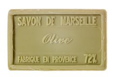 Marseille soap Stock Photography
