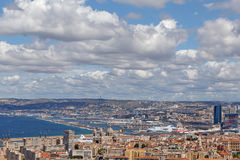 Marseille at summer day Royalty Free Stock Photo