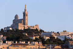 Marseille - Taubenschlag d'Azur - Süden von Frankreich Stockbilder