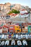 Marseille, Vallon DES Auffes Stockbilder