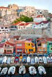 Marseille, Vallon des Auffes. Stock Images