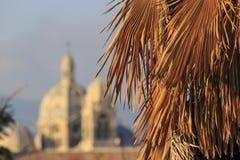 Marseille verwischte Lizenzfreie Stockfotos