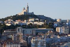 Marseilleen Provence in Südfrankreich Lizenzfreies Stockfoto