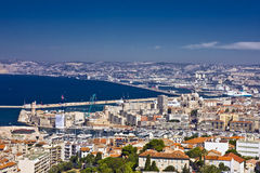 Marseilles Royalty Free Stock Photography
