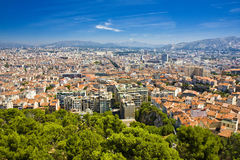 Marseilles Royalty Free Stock Photos